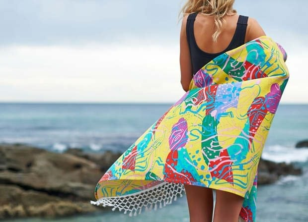 kip & co beach towel