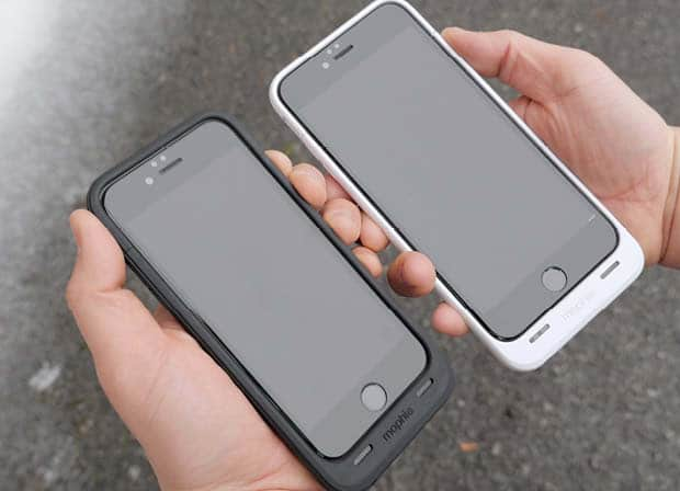 mophie phone charge case